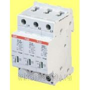 Ограничитель перенапряжений OVR T2 3N 40 275 P | SOU2CTB803953R1100 | ABB фото