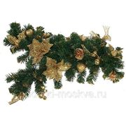 """Декоративное настенное украшение """"Рождественская гирлянда"""" 70517 фото"""