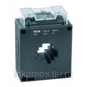 Трансформатор тока ТТИ-30 250/5А 5ВА класс 0,5 ИЭК | арт. ITT20-2-05-0250 фото