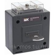 Трансформатор тока ТТИ-А 400/5А 5ВА класс 0,5 ИЭК | арт. ITT10-2-05-0400 фото