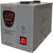 Однофазный стабилизатор электронного типа с цифровым дисплеем ACH-1500/1-Ц фото