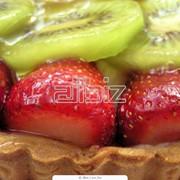 Торты ягодные фото