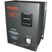 Однофазный цифровой стабилизатор пониженного напряжения СПН-9000 фото