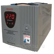 Однофазный стабилизатор электронного типа с цифровым дисплеем ACH-12000/1-Ц фото