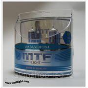 Галогеновые лампы MTF-Light Vanadium H1 55W (5000К) фото