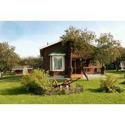 Аренда деревянных домов для отдыха и проживания фото