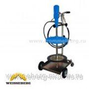 Солидолонагнетатель для бочек UZM2060 (Trommelberg) фото