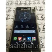 Телефон Vertu Signature Touch Bentley black LTE + беспроводное з/у 86508 фото