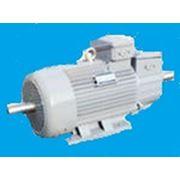 Крановый электродвигатель МТФ311-8 7,5кВт 700 об/мин фото