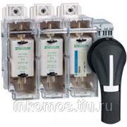 Выключатель-разъединитель-предохранитель 3P 125A размер 00   арт. GS1KK3 Schneider Electric фото