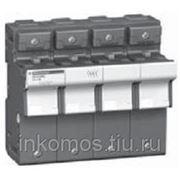 Разъединитель-предохранитель 125A указатель срабатывания 2Р 22х58   арт. DF222V Schneider Electric фото