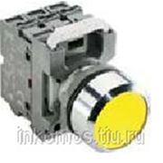 Кнопка MP1-20С прозрачная (корпус) без подсветки без фиксации | COS1SFA611100R2008 | ABB