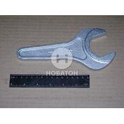 Ключ рожковый 1-сторонний 46 укороченный (пр-во г.Камышин)