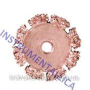 Шероховальный круг диаметр 50х6мм зернистость 16ед №S2000, Tech США фото