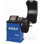Балансировочный станок для легковых автомобилей BL520 (220В) AE&T фото
