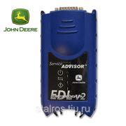 John Deere Service Advisor EDL (Electronic Data Link) диагностика техники Джон Дир фото