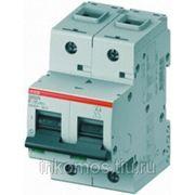 Автоматический выключатель 2-полюсный S802N D10 | CMC2CCS892001R0101 | ABB
