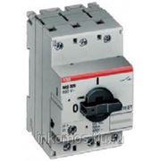 Автоматический выключатель MS225-2.5 50кА с регулируемой тепловой защитой | SST1SAM151000R1007 | ABB