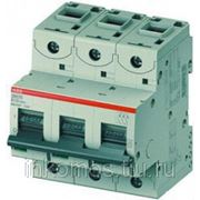 Автоматический выключатель 3-полюсный S803N C100 | CMC2CCS893001R0824 | ABB