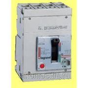 Автоматический выключатель DPX 250 3 полюсный 40A 36kA электронный расцепитель S1 | арт. 25401 | Legrand