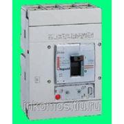 Автоматический выключатель DPX-H 630 3 полюса 160А электронный расцепитель SG | арт. 25658 | Legrand