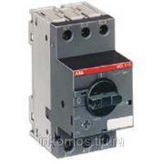 Автоматический выключатель MS116-2.5 50кА с регулируемой тепловой защитой | SST1SAM250000R1007 | ABB