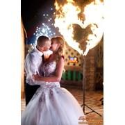 Огненное сердце фото