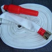 Рукава пожарные для пожарной техники морозостойкие на рабочее давление 1.6 МПа фото