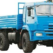 Бортовой грузовик КАМАЗ-4326 (4х4) фото