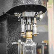 Укупорочная машина для металлической крышки (под в фото