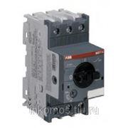 Автоматический выключатель MS132-0.16 100кА с регулируемой тепловой защитой 0.1A-0.16А | 1SAM350000R1001 | ABB