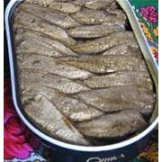 Копчение пищевых продуктов (консервы рыбы копченой) фото