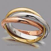 Обручальное кольцо Картье - изготовление. фото