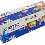 Набор акриловых красок GIOTTO Acrylic, 25 мл фото