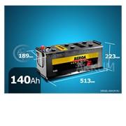 Батарея Berga Truck Basic-block 140Ah обратная полярность фото
