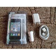 5 в 1 комплект зарядное устройство для iphone 3 4s 4g 5 фото