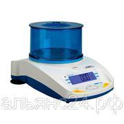 Весы лабораторные ADAM HCB-123 фото