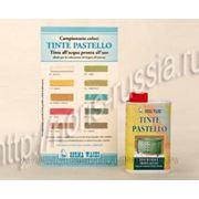 Морилка водная TINTA PASTELLO (пастельные тона), 250 мл фото