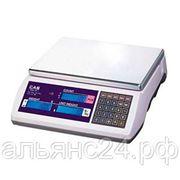 Весы лабораторные CAS EC-30 фото