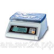 Весы настольные CAS SW-10W фото