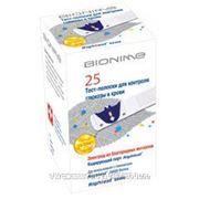 Тест-полоски Bionime GS 300-25
