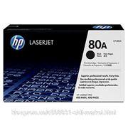 HP (Hewlett Packard) Картрідж HP CF280A LJ 80A M425dn/ M425dw/ M401a/ M401d/ M401dn/ M401dw фото