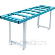 Роликовые столы (неприводные рольганги) фото