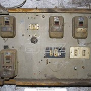 Монтаж электрооборудования фотография
