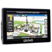 GPS навигатор Lexand STR-6100 pro HD фото