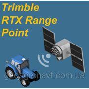 Trimble RTX Range Point (<20 см) подписка на 1 год фото
