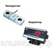Динамометр электронный на растяжение ПетВес ДЭП1-4Д-50Р-1 фото