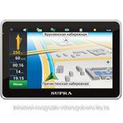 Автомобильный GPS-навигатор Supra SNP-502 фото