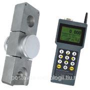 Электронный динамометр OCS-100-BWI с ДУ, максимальная нагрузка 100000 кг фото