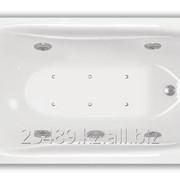 Ванна Domani-Spa Classic 1700*700 (с Гидро и Аэро массажем, каркасом, сифоном и экраном) фото